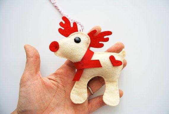 152 Best Clay Santas Reindeer Moose Images On Pinterest