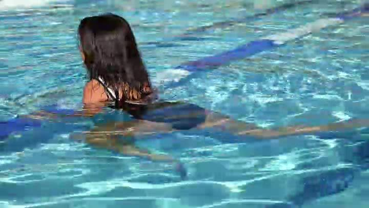 How To Firm Your Bottom With Water Aerobics (Video) | LIVESTRONG.COM