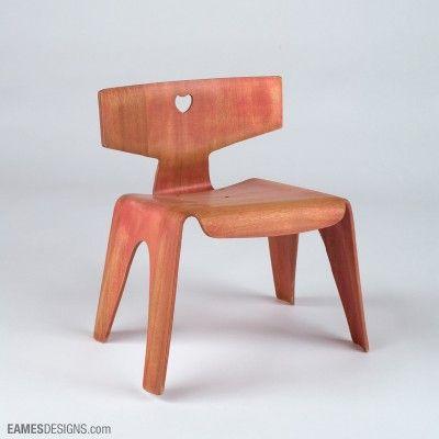 Child's Chair | Eames Designs