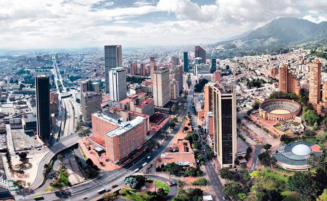 #Bogotá
