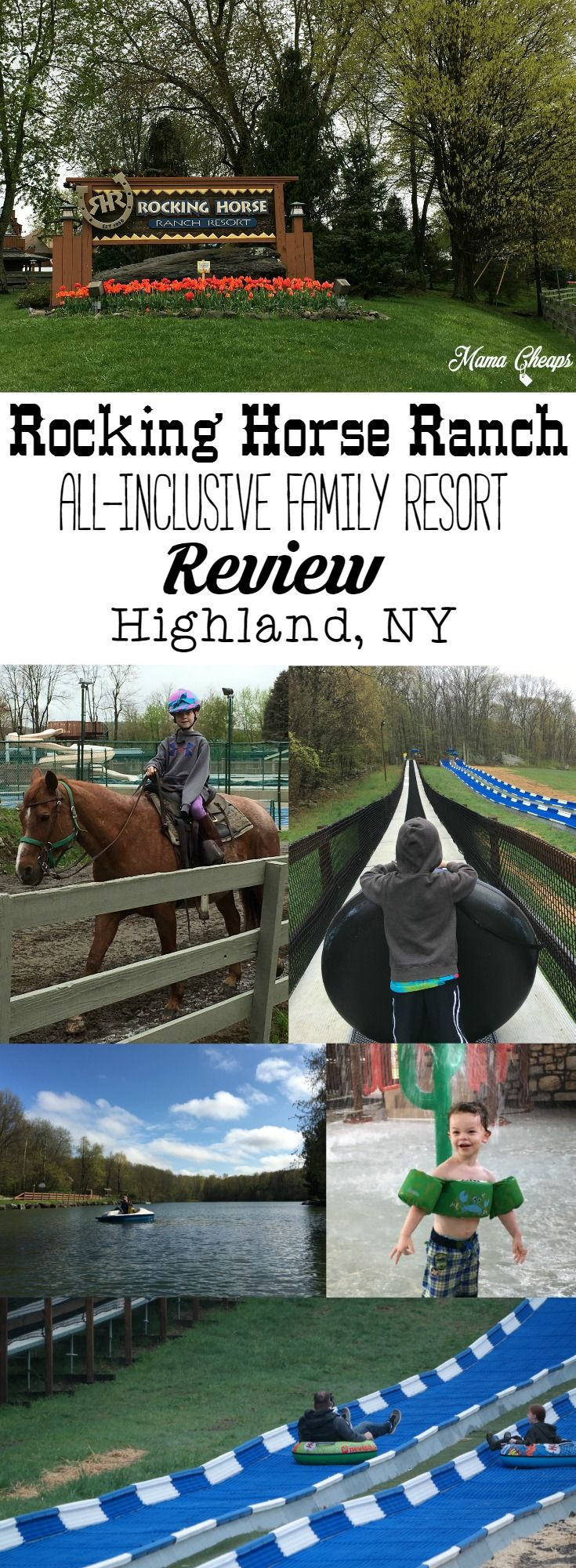 Rocking Horse Ranch All-Inclusive Family Resort Review (Highland, NY) Find more travel reviews on MamaCheaps.com!