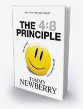 A God-centered book on thinking...this transformed my thinking years before I wrote our book and was astounding to me. Very basic: yet astounding. The 4;8 PRINCIPLE  -  Interestingly similar to 13th Article of Faith