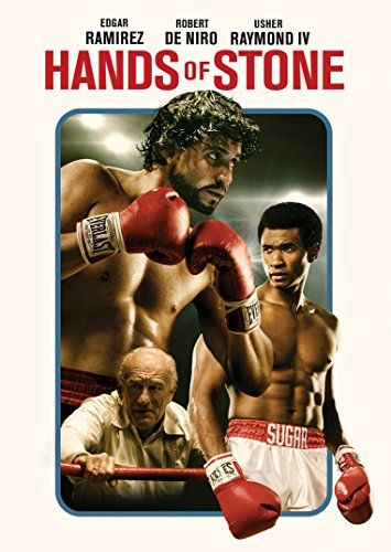 Hands of Stone follows the life of Roberto Durán (Edgar Ramírez), the Panamanian fighter who, with the help of his trainer Ray Arcel (Robert De Niro) made his professional debut in 1968 as a 16 year old and retired in 2002 at the age of 50. In June 1980, he defeated Sugar Ray Leonard (Usher Raymond) to capture the WBC welterweight title, but shocked the boxing world by returning to his corner in their November rematch, famously saying the words 'no más' ('no more').
