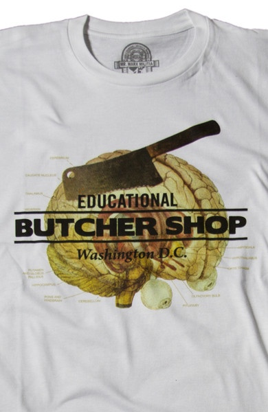 Educational Butcher Shop: Washington D.C.    Killing the American School system one day at a time.