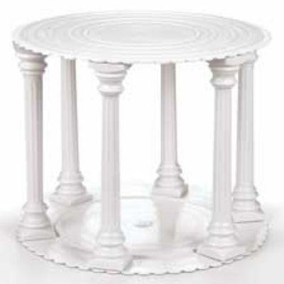 28 best Cake Pillars and Dowel Rods images on Pinterest | Cake ...