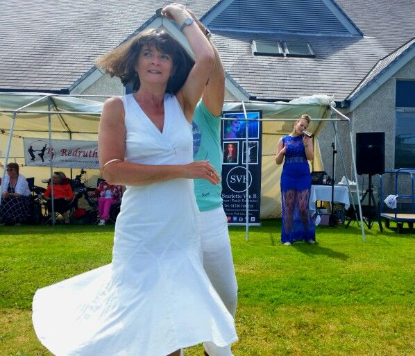Great to see you all up dancing at the fete today! :)