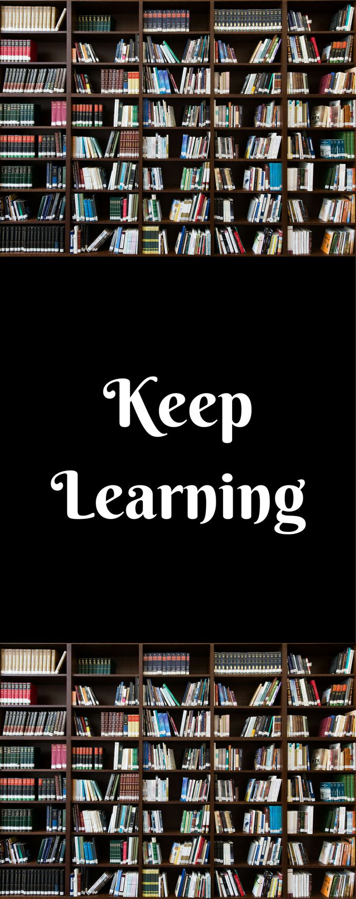 Keep Learning...