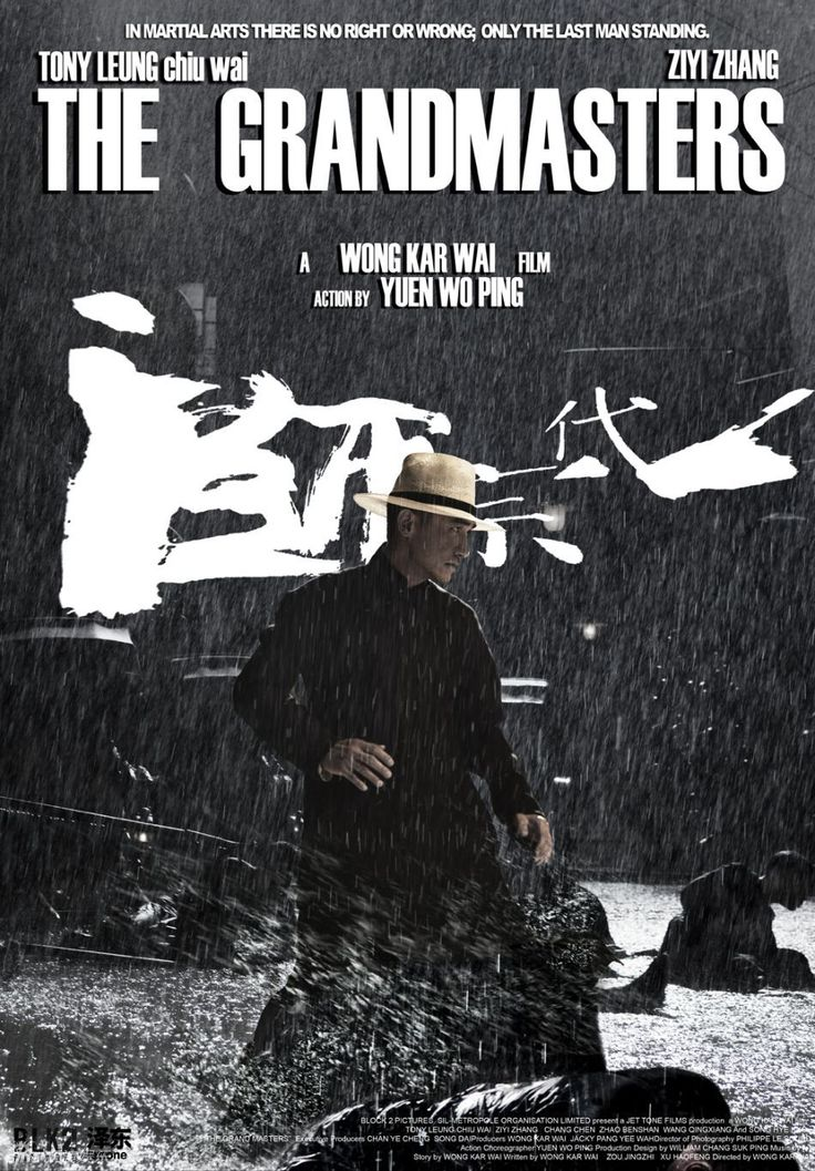 the grandmaster movie english dubbed