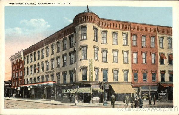 Gville Ny Windsor Hotel New York State Pinterest And F C