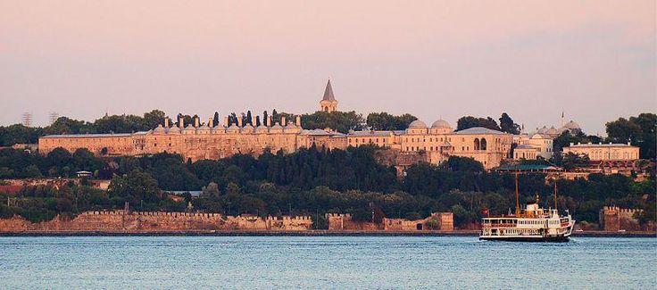 Topkapı Sarayı şu şehirde: İstanbul, İstanbul