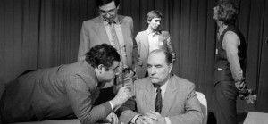 Serge Moati livre ses derniers conseils à François Mitterrand avant le débat de 1981 © Ina