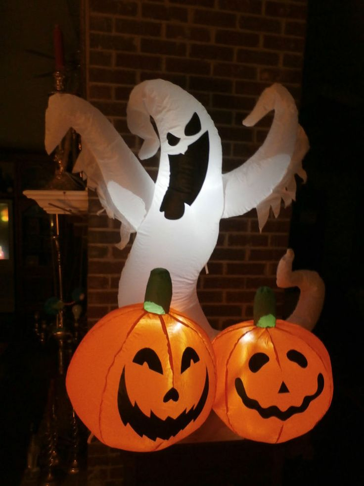 17 Best Images About Ghost Halloween On Pinterest Yard