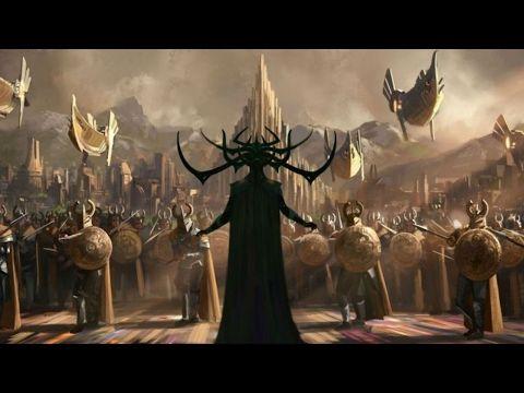Thor: Ragnarok - Tom Hiddleston on How Hela Unites Thor and Loki - YouTube