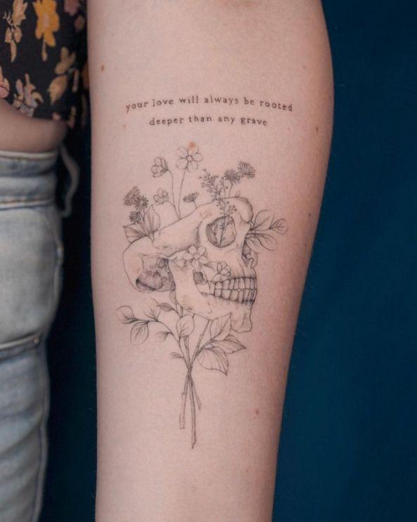 Marisca Nagel On Instagram Deep Tattooingbymars