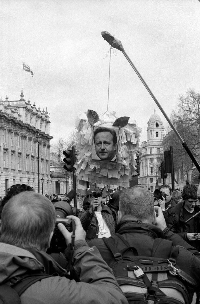 The World's Best Photos of demonstration and london -  Flickr Hive Mind