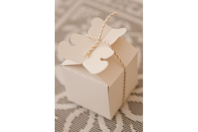 Teddy Bear Favour Boxes - Pack of 5 by Pop! Events Decor on hellopretty.co.za