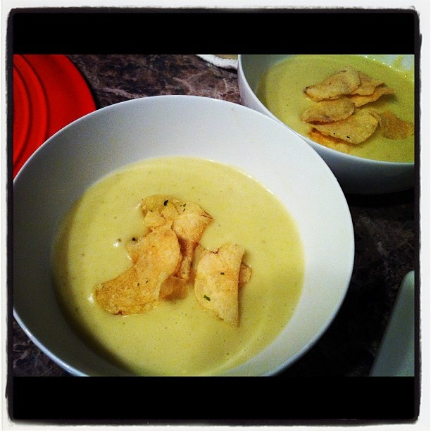 Becoming Smiths: Creamy Herbed Potato Soup from Moosewood Restaurant ...
