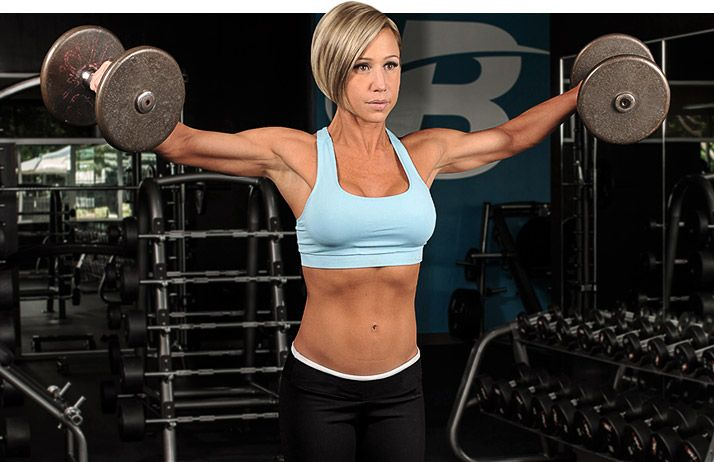 how to build upper body strength female