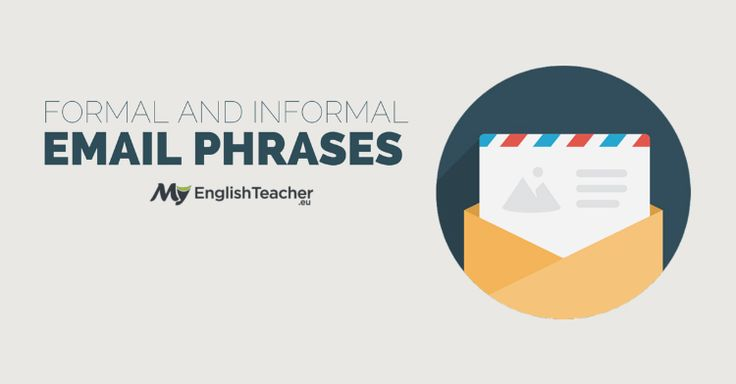 Asking how to improve your email writing? Use these formal and informal email phrases to make your business emails and general emails look great! From opening to closing. All in one place!