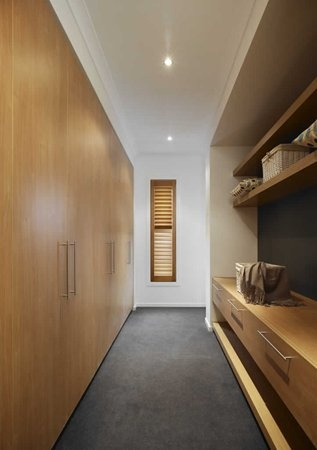 Whittaker Master Suite Walk-In Robe, New Home Designs - Metricon