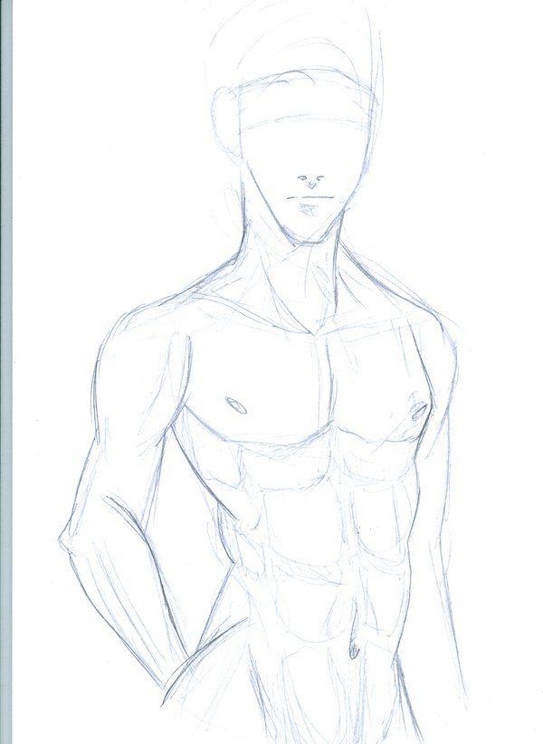 male_anatomy_practice_sketch_by_ashborne_demon-d5gat0u.jpg (600×822)