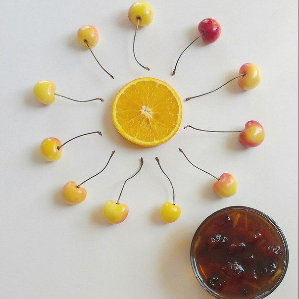 Элементы сладкой жизни [варенье, джемы]