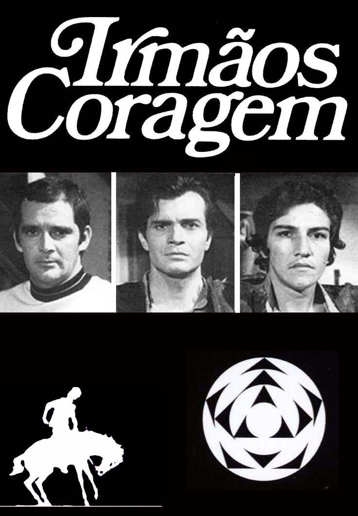 Irmãos Coragem- - 1970-de janete clair-produzida pela Tv Globo-20 horas