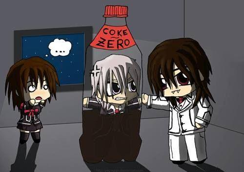 vampire knight funny | Lol that's soooo funny hahahahah