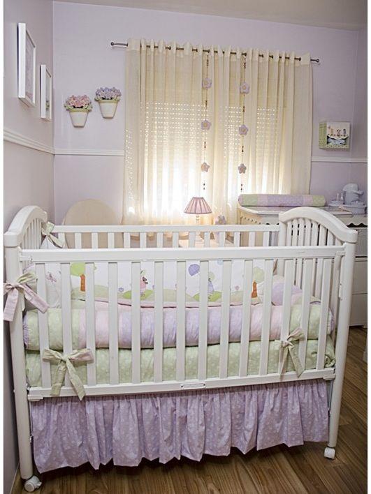 Quarto de Bebê Linda Camponesa by Atelier Rastro de Tinta