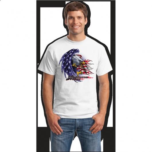 Tricouri American Eagle