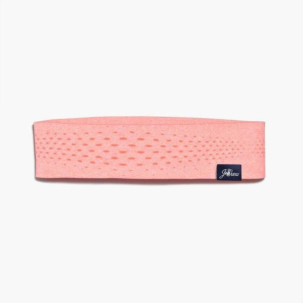 New Balance For J.Crew Athletic Headband ($20) ❤ liked on Polyvore featuring accessories, hair accessories, head wrap hair accessories, new balance, head wrap headband, hair band accessories and hair band headband