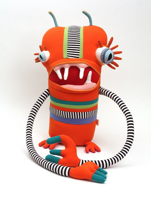 Supereye by Cotton Monster, via Flickr