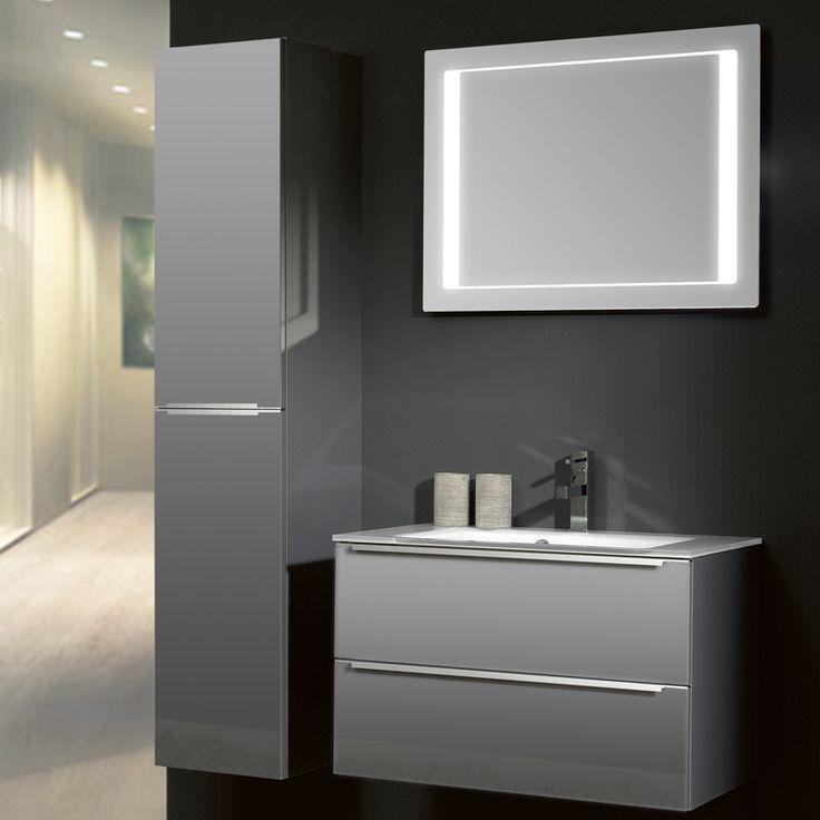 Die besten 25+ Badezimmermöbel set Ideen auf Pinterest - badezimmerm bel set holz