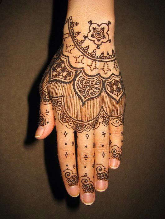 Mehndi Tattoo Real : Best real henna style tattoo images on pinterest