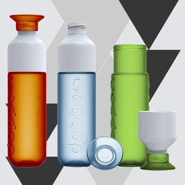 Dopper | Deftly Designed Dutch Bottles #productdesign #industrialdesign
