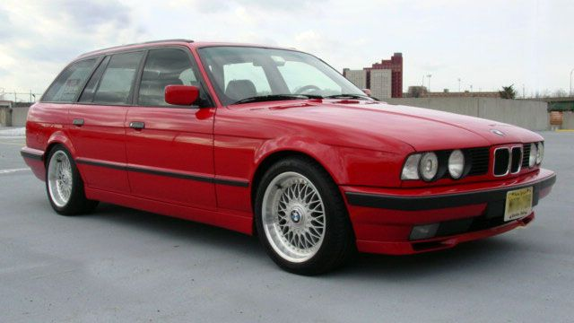 miss my 94 E34 touring