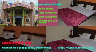 Vighnaharta Inn Hotel: Best Destination for marriage in Shegaon http://vighnahartainn.com/