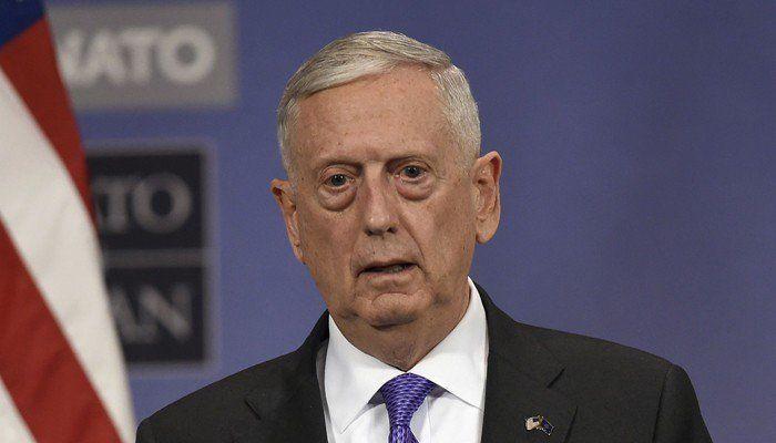 US Defence chief Mattis to talk terrorism TTP links on India tour - Geo News Pakistan #757Live