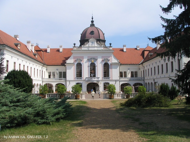 033. Schloss Gödöllö, Ungarn