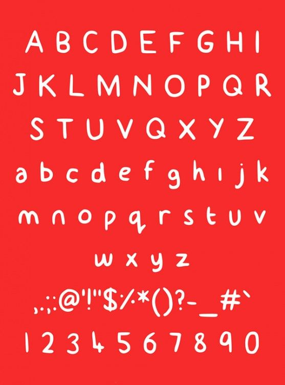 Billy typeface (free) Preview