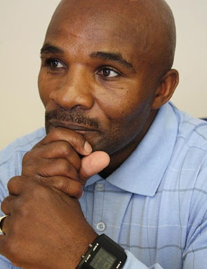 """Baby Jake"" Matlala: four times world flyweight boxing champion"