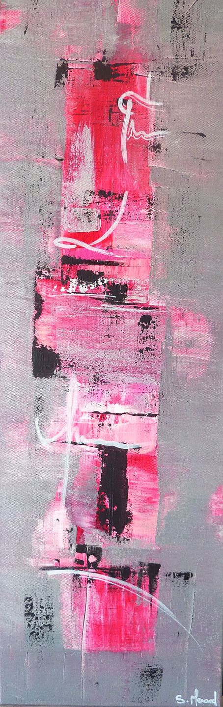 3730 best images about collage on pinterest abstract art assemblages and a - Toile acrylique moderne ...