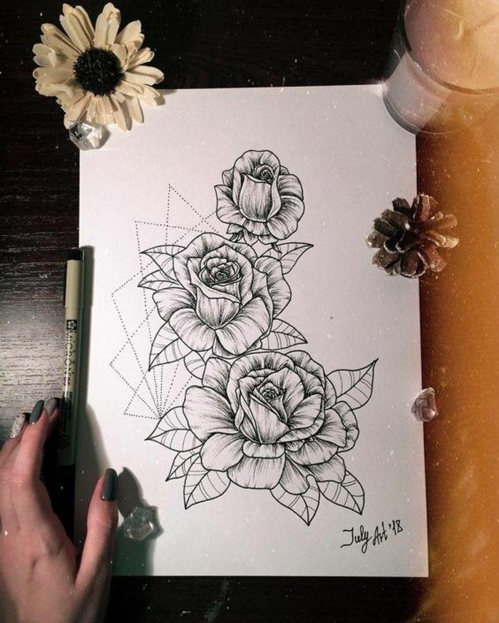 ▷ 1001 + idées de dessin tatouage magnifique et remark choisir le meilleur pour vous