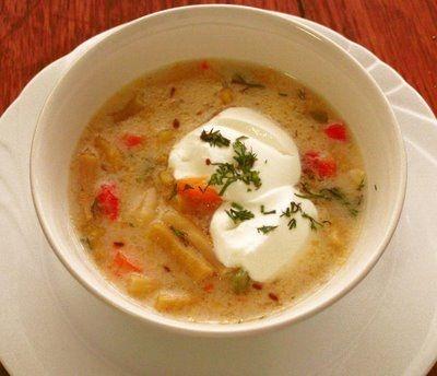 Bors de Fasole Verde - Romanian Food - Traditional Romanian Recipes
