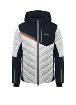 Waterproof men's ski jacket from Colmar Alpine with down padding - Colmar