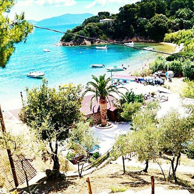 Kanapitsa beach, Skiathos island, Greece