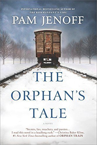 11 WWII historical fiction books to read this year, including The Orphan's Tale by Pam Jenoff.