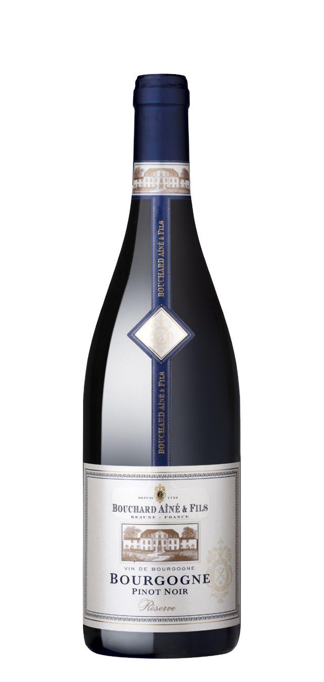 Good, Cheap Pinot Noir - It's Possible!: Bouchard Aine & Fils Bourgogne Pinot Noir 2012 (FR) $13