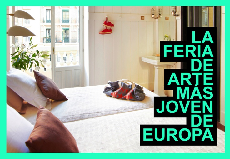 ROOM ART FAIR MADRID 2012   Will be at Room Art Fair with Mr Pink Gallery.