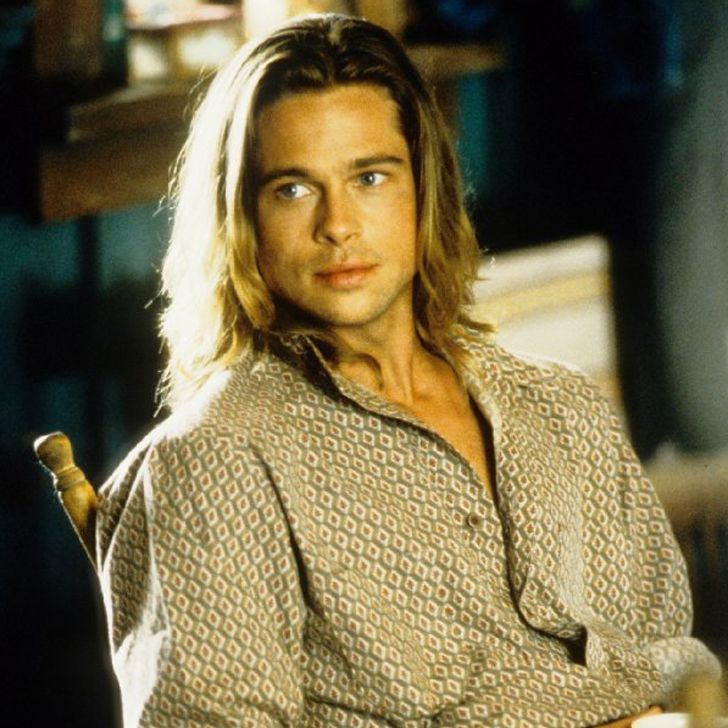Happy 50th, Brad Pitt! See His Sexiest Momentsin 50 Seconds